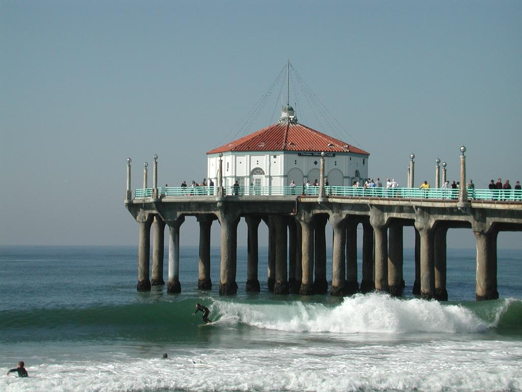 California Coast Wallpaper